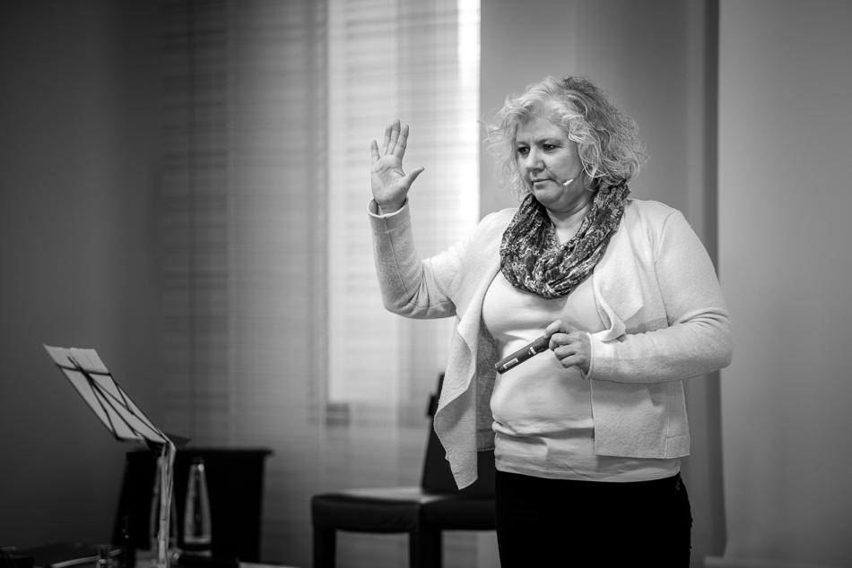 Karin Hainzer Seminare